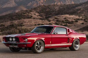 Ford mustang fastback/convertible/coupe 1964-1970 RECHERCHÉ