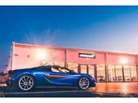 2017 McLaren 570S Coupe SSG Semi-Automatic Petrol Coupe