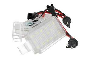 Set-Luces-Placa-Led-Ford-Falcon-Blanco-No-Error-Can-bus