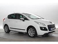 2012 (12 Reg) Peugeot 3008 2.0 e-HDi Hybrid4 # Bianca White 5 STANDARD ELECTRICI