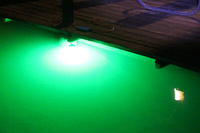 best* green x-plug underwater submersible fishing light led, Reel Combo