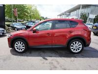 2013 Mazda CX-5 2.2d Sport Nav 5dr Manual Diesel Estate