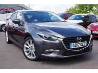 2017 Mazda 3 Sport Nav 2.2d 150ps Manual Diesel Hatchback