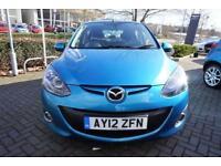 2012 Mazda 2 1.5 Sport 5dr Manual Petrol Hatchback