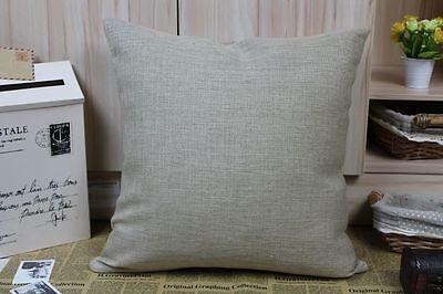 Wholesale - 10 x Vintage Cotton Linen Cushion Covers