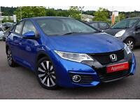 2017 Honda Civic 1.4 i-VTEC SE Plus (Nav) Manual Petrol Hatchback