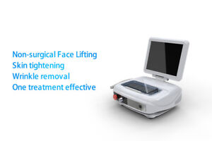 HIFU Face Lifting Machine with 5 Cartridges