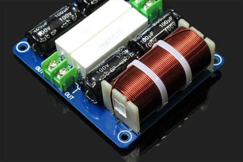 hifi car amplifier passive subwoofer frequency divider. Black Bedroom Furniture Sets. Home Design Ideas