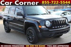 2011 Jeep Patriot 4x4 North 4WD/AFTERMARKET RIMS/FUEL EFFICIENT!