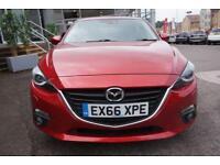 2016 Mazda 3 1.5d SE-L Nav 5dr Manual Diesel Hatchback
