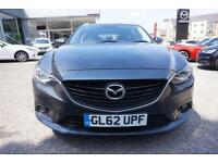 2013 Mazda 6 2.0 Sport Nav 5dr Manual Petrol Estate