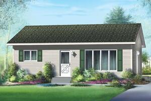 $ 103,680 NEW CONSTRUCTION 2 BDR HOUSE ON YOUR LOT