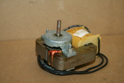 Motor Electric 3470 Rpms 115 V Hewlett Packard 3140 0052 Unused