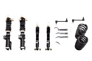 BC racing mustang coilovers
