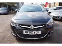 2012 Vauxhall Astra 1.6i 16V SRi Automatic Petrol Hatchback