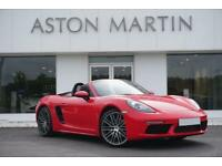 2017 Porsche Boxster 2.0 2dr PDK Automatic Petrol Roadster