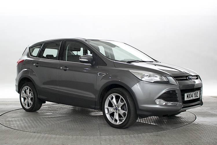 Kuga Dimensions >> 2014 (14 Reg) Ford Kuga 2.0 TDCi 140 Titanium 4x2 Magnetic Grey 5 STANDARD DIESE | in West ...