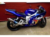 Yamaha YZF R6 5EB 2000 'W' Red Bull Rep. Try Me