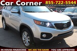 2011 Kia Sorento LX 4WD/LOW MILEAGE FOR YEAR/MUST TEST DRIVE!