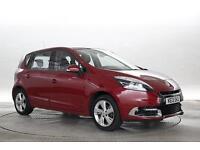 2013 (13 Reg) Renault Scenic 1.5 dCi Dynamique Tom Tom # Met Red MPV DIESEL MANU