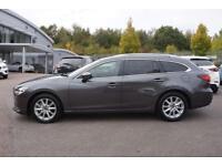 2017 Mazda 6 2.2d SE-L Nav 5dr Manual Diesel Estate