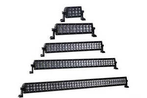 "21"" 31"" 41"" & 51"" Curved Light Bar ON SALE Relay Hardness!"