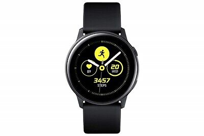 Samsung SM-R500NZKAXAR Galaxy Watch Active 40mm Black US Version