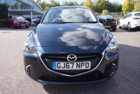 2017 Mazda 2 1.5 Sport Nav 5dr (Leather) Manual Petrol Hatchback