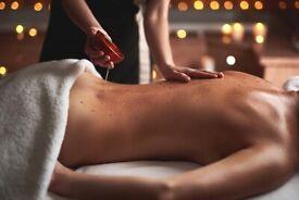 Massage service london