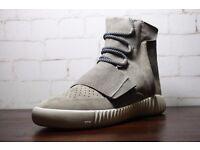 Adidas yeezy 750 boost original box grey best quality