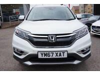 2017 Honda CR-V 2.0 i-VTEC SE Plus 5dr (Nav) Automatic Petrol Estate