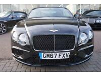 2017 Bentley Continental GT Convertible 4.0 V8 S Mulliner Driving Spec Automatic