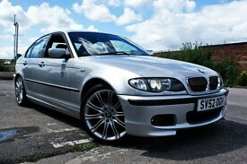 stunning 02 bmw 330i m.sport genuine documented 77000 miles with service history absolutely stunning