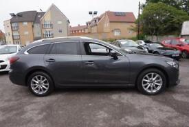 2014 Mazda 6 2.2d SE-L Nav 5dr Automatic Diesel Estate
