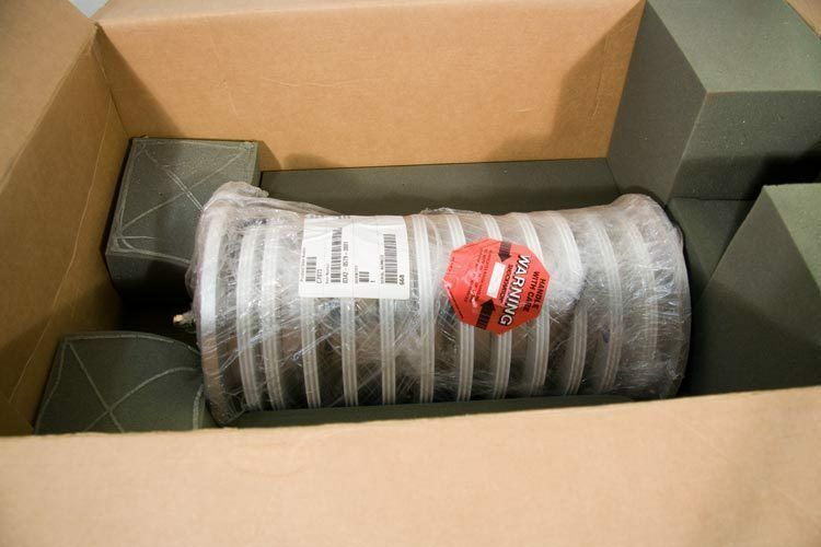 New Eaton/axcelis 200a 0342-0579-3001 Ion Implanter Column/accelerator Tube
