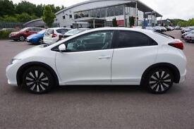2014 Honda Civic 1.8 i-VTEC SR Automatic Petrol Hatchback