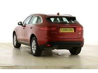 Jaguar F-pace PRESTIGE AWD (red) 2016-10-03