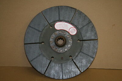 Clutch disk Feramic iron FCP 208 B Carlise Velvetouch Unused