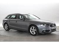 2012 (12 Reg) Audi A4 2.0 TDie 136 SE Avant Met Grey ESTATE DIESEL MANUAL