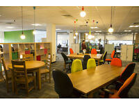 BS2 Co-Working Space 1 -25 Desks - Bristol Shared Office Workspace
