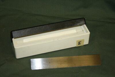 Microtome Knife Blade 185 Mm 7.25 Inch American Optics E