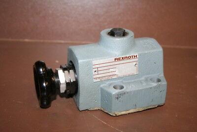 Pressure reducing valve 100 bar DR10-4-42/100YV Rexroth Giori Unused