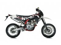 SWM SM 500 R SUPERMOTO MOTORCYCLE, NEW, FINANCE AVAILABLE, TWO YEAR WARRANTY