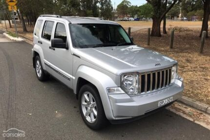 2011 Jeep Cherokee Limited Auto 4WD Coffs Harbour Area Preview