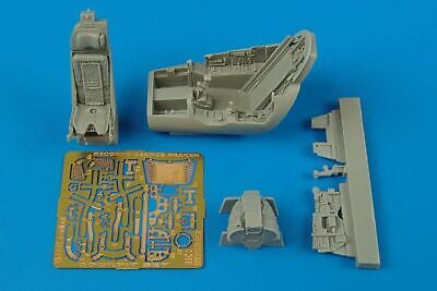 Aires 4389 1:48 S35E Draken Recon Cockpit Set for Hasegawa Kit