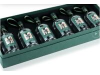 Sipsmith Gin Christmas Tree Decorations (sold out!)