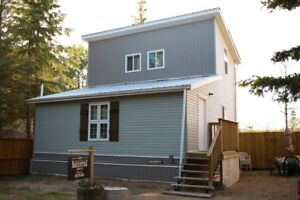 Cabin Rental - Barrier Lake - Hunters Welcome
