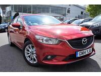 2014 Mazda 6 2.0 SE-L Nav 4dr 2013 - Manual Petrol Saloon