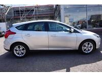 2014 Ford Focus 1.6 TDCi 115 Titanium Navigato Manual Diesel Hatchback