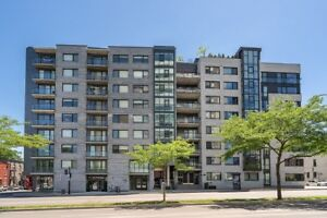 LUXURIOUS 4 1/2 APARTMENT DOWNTOWN MONTREAL - ALL UTILITIES INCL